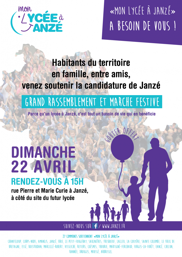 2018-04-22 - Lycée Janzé