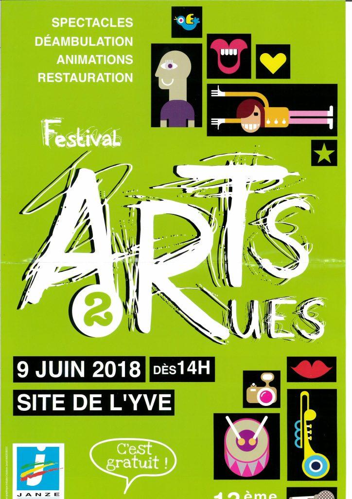 2018-06-09 - Arts 2 Rues