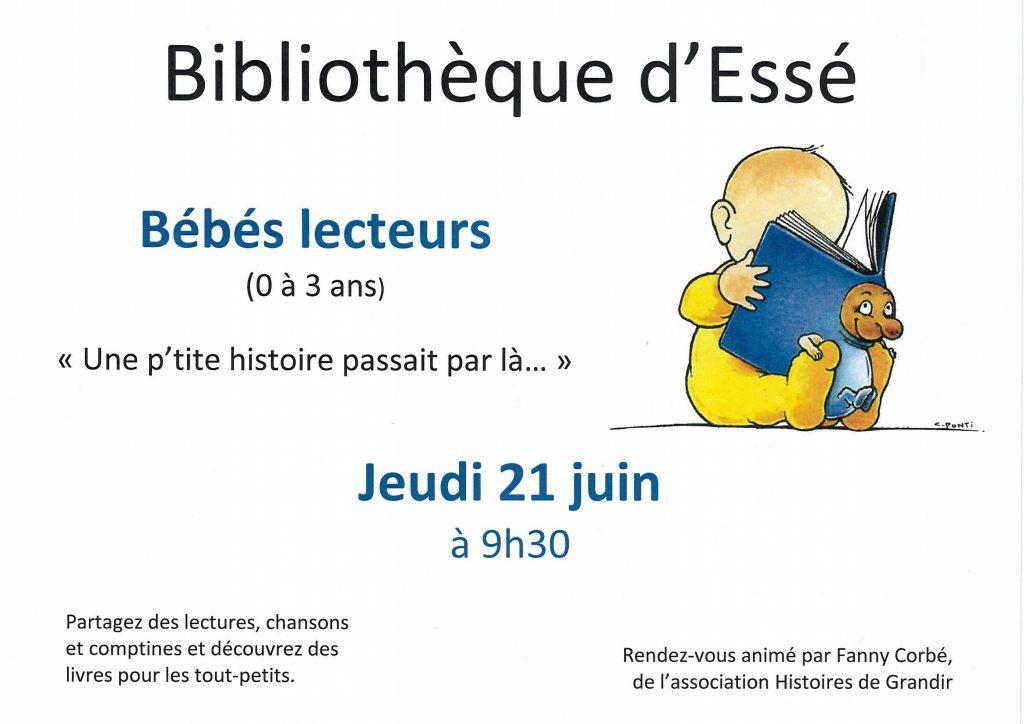 2018-06-21 - Bébés lecteurs