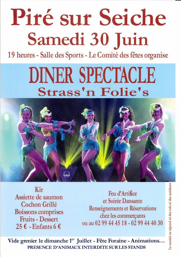 2018-06-30 - Diner Spectacle - Piré sur Seiche